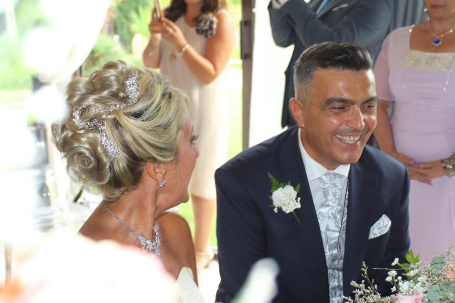 La Coccola allo Sposo